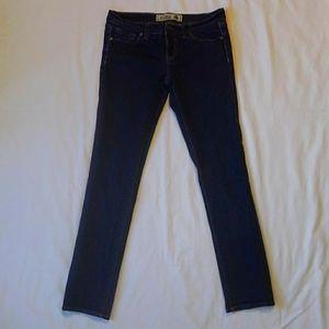 VS Pink Victoria's Secret Denim Blue Jeans 6R